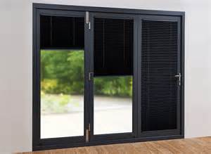 French Door With Blinds Blinds For External Master Doors 187 Vufold
