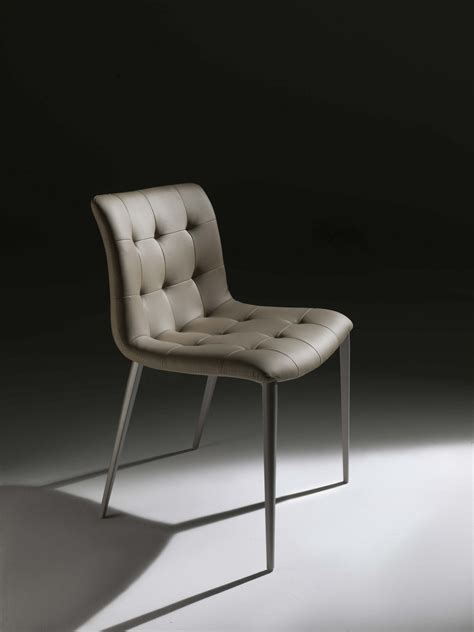 bontempi camerano kuga leather chair by bontempi casa