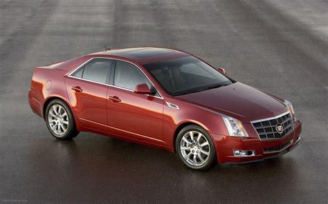 2008 Cts Cadillac cadillac cts 2008 widescreen car wallpaper 015