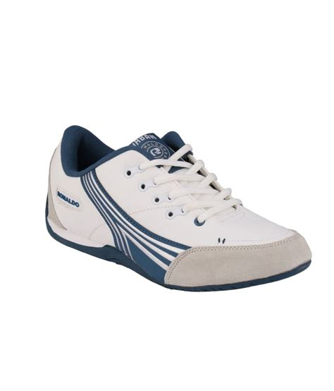 ronaldo shoes ronaldo synthetic leather casual shoes for price in