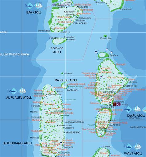 the islands map maldives islands map maldives maldives