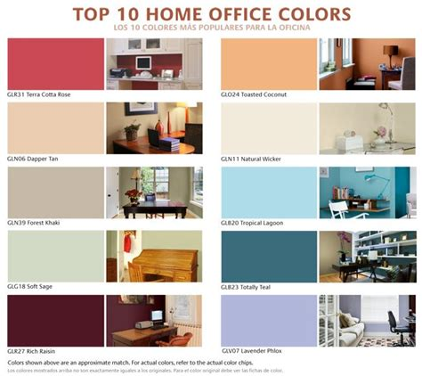 best colors for office pin by scachetti on work images