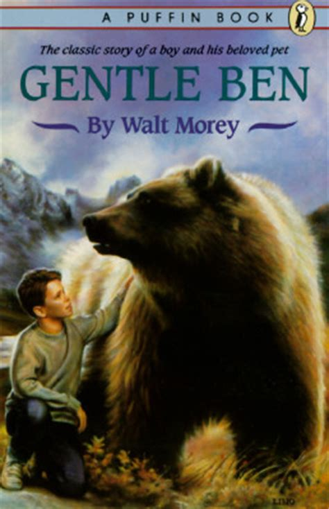 gentle books gentle ben by walt morey reviews discussion bookclubs