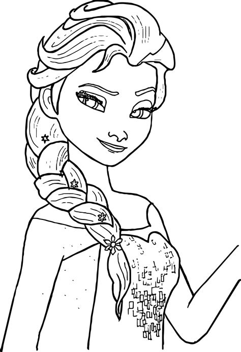 images of coloring pages to print anna and elsa coloring pages online anna best free