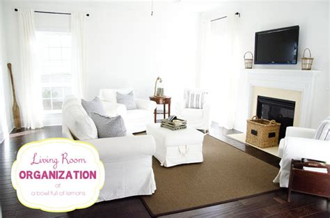 How To Organize A Living Room by Home Organization 101 Revisited Week 11 Quot The Living Room