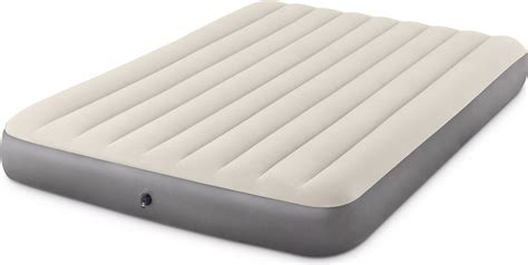 Intex Dura Beam Deluxe Fiber Matras vil du gerne k 248 be intex dura beam deluxe single high