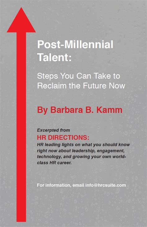 bridges ladders create a future with millennials or millennials will create a future for you books post millennial talent reclaim the future now hr c suite