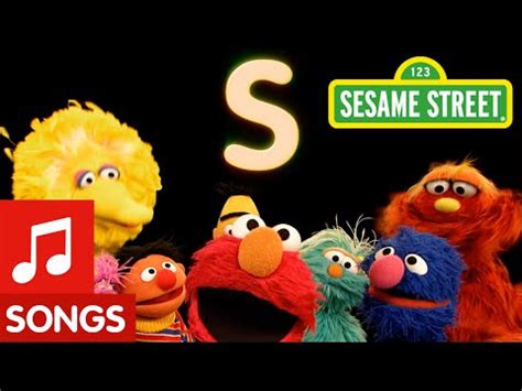 Sesame Letter Of The Day Song