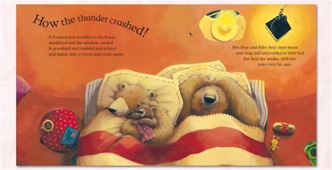 the big bed books the bears in the bed and the great big krazykrayon