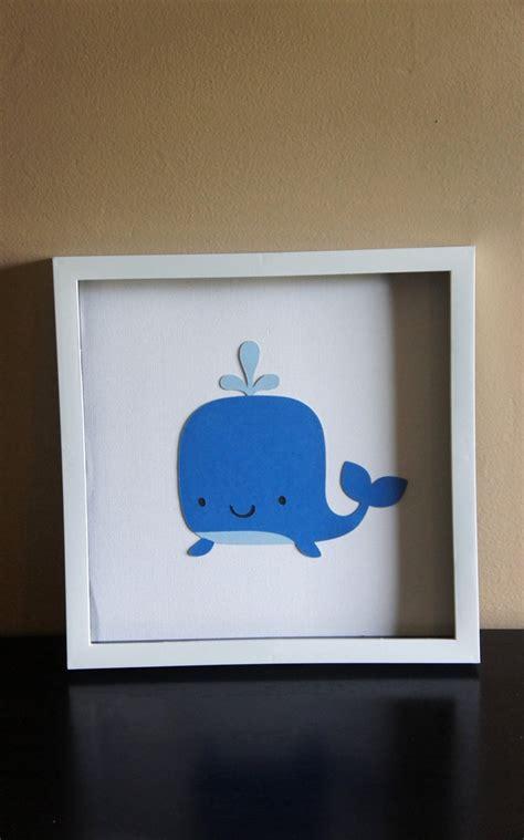 Whale Nursery Decor Whale Wall Nursery Decor Baby Pinterest