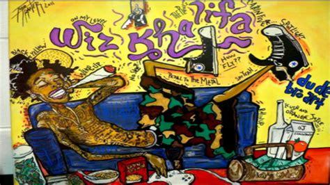 wiz cabin fever 2 wiz khalifa cabin fever 2 mixtape smokin drink ft