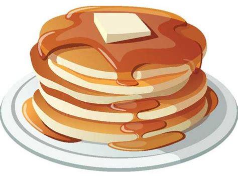 pancake clipart breakfast clipart pancake