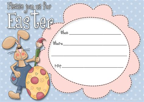 free easter templates easter printable kits