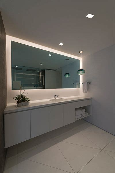 innovative bathroom solutions 25 best ideas about led lighting home on pinterest