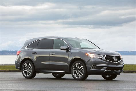 Acura Mdx Canada Price 2017 Acura Mdx Hybrid Drive Review A Small