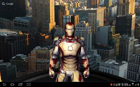 iron 3 live wallpaper apk iron 3 live wallpaper android apps on play