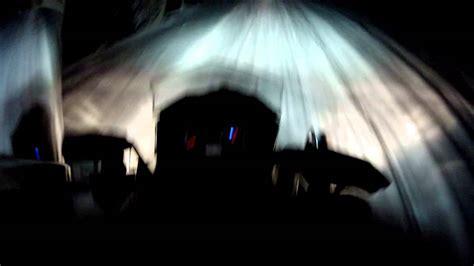 ski doo led light bar ski doo auxiliary led light in action youtube