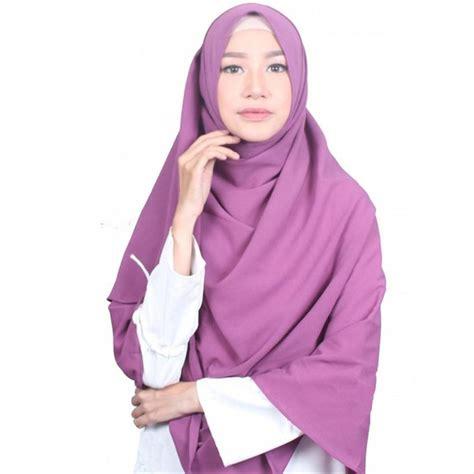 hijab pashmina instan syari tutorial hijab terbaru