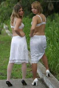 double trouble in white slips and bras enaguas ricas pinterest marilyn monroe beautiful