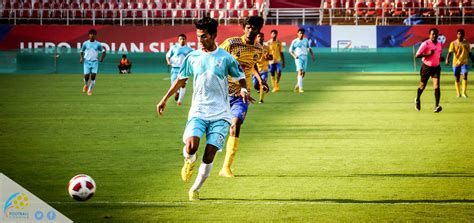 central section football scores millat fc s aniket scores hat rick to sink central railway