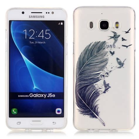 Tempered Glass Smile Samsung J7 2016 samsung galaxy j5 2016 oem feather and birds