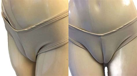 camel toeing odd enough this camel toe underwear trend is confusing