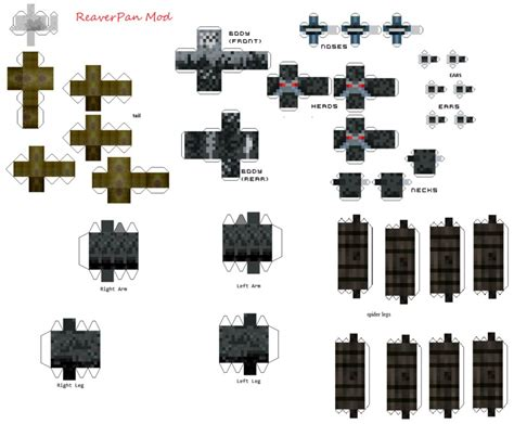 Minecraft Papercraft Mod - pin minecraft sheep papercraft image search results
