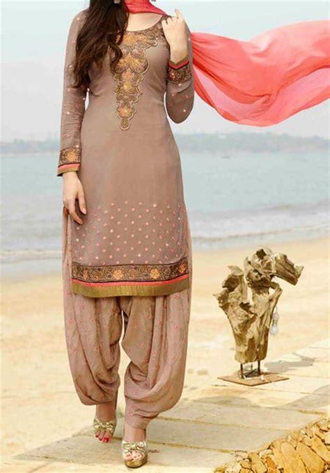 New Trends In 2017 new fashion punjabi patiala salwar kameez suits designs 2017