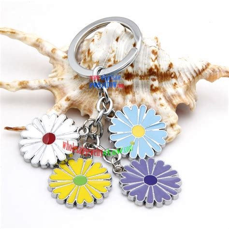 beautiful colorful decorations annulus iron key
