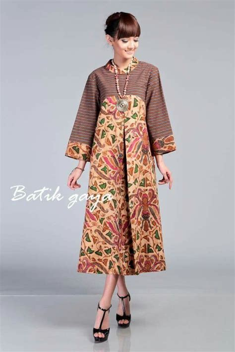 Dress Maxi Lurik Daun Sogan pin by yovita aridita on batik ideas kebaya