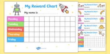 printable reward charts ks1 my reward chart reward chart pack free reward chart my