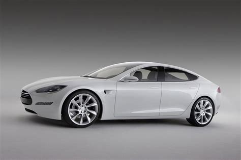 electric cars tesla tesla model s 50 000 electric car that seats seven