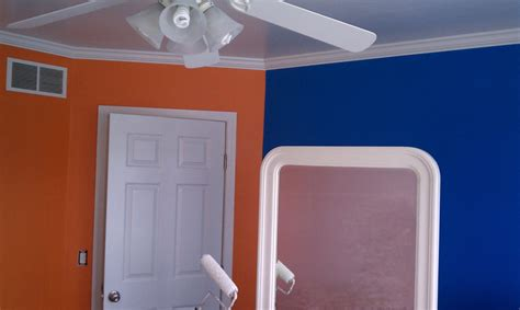 orange and blue paint scheme alternatux com orange blue cream living room designblue and paint