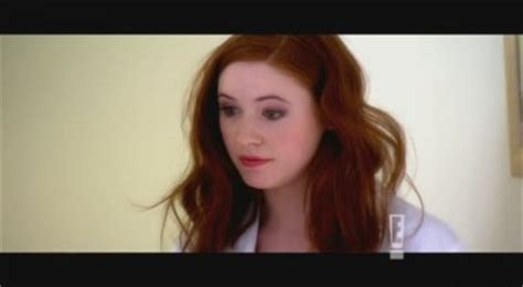 karen gillan the kevin bishop show karen gillan dans quot the kevin bishop show quot 2009 blog de