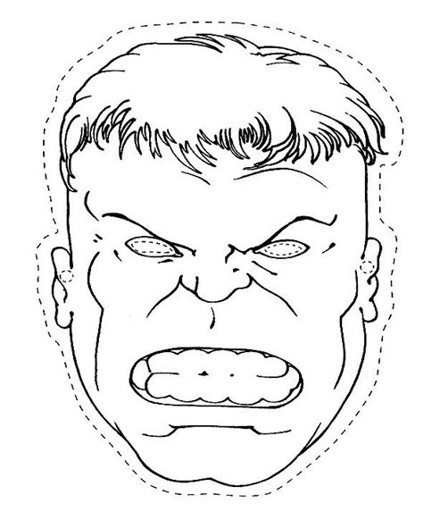 hulk head coloring page the head of the hulk coloring page homeroom decor