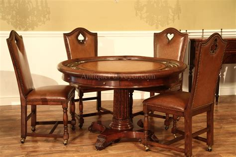 poker dining room table beautiful poker dining room table contemporary home design
