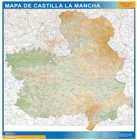 castilla la mancha 8499357733 mapas castilla la mancha espa 241 a y el mundo mapascastillalamancha com