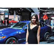 Hottest Beauties At 2016 Detroit Auto Show  Car Addictscom