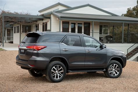 Toyota Fortuner 2017 2017 Toyota Fortuner Specs Carsfeatured