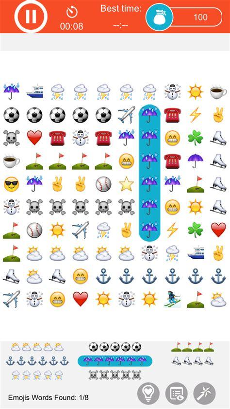 emoji word emoji word search apppicker