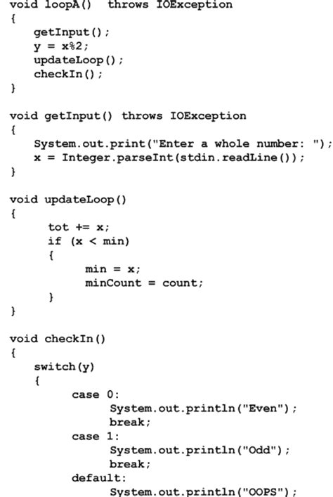 java tutorial mcq questions and answers solved multiple choice java program walk through follow
