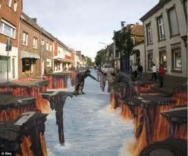 Cool finder incredible 3d street art