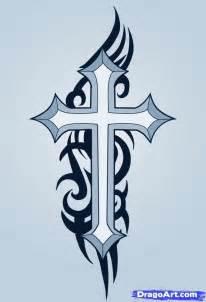 tribal cross tattoo designs best 25 tribal cross tattoos ideas on cross