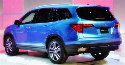 Or Release Date Malaysia 2016 Honda Pilot Release Date And Price Malaysia