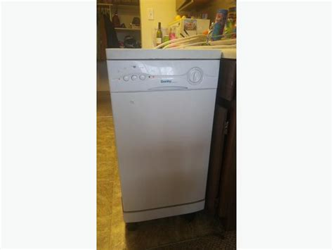 Portable Dishwasher In Apartment Apartment Sized Portable Dishwasher Esquimalt View Royal