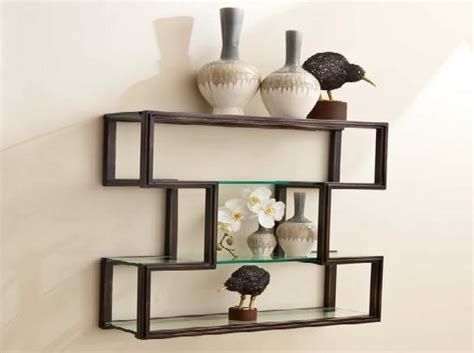 unusual unique wall shelves designs ideas for living room decorate shelves decorated shelves little green bow