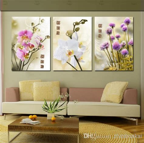 3 piece living room modern home design ideas wall art set home decoration modern picture abstract oil
