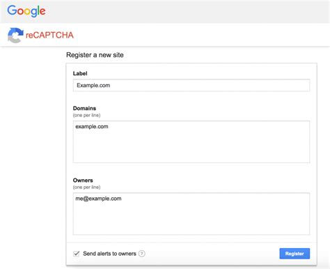 integrate recaptcha in contact form 7 peterwebdesign