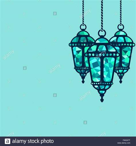 ramadan pattern vector free ramadan lantern background vector illustration eps 8