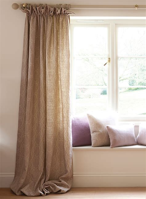 curtains british home stores margot mauve fabric by kate forman uk finch lane interiors